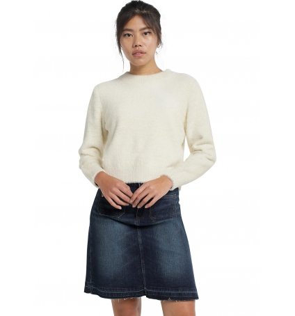 Lois Pull  Soft-Leti-Bibi Blanc 502 442522087