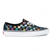 Vans Authentic IRIDESCENT CHECK Multicolor VN0A2Z5RISRY1