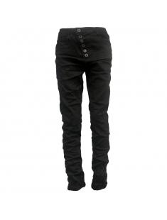 Jeans noir B3021-H