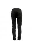 Jeans noir en coton