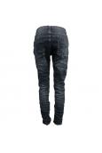 Jeans bleu en coton