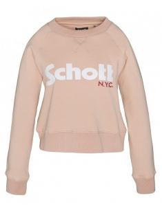 Schott Sweatshirt SW GINGER 1 W Blush
