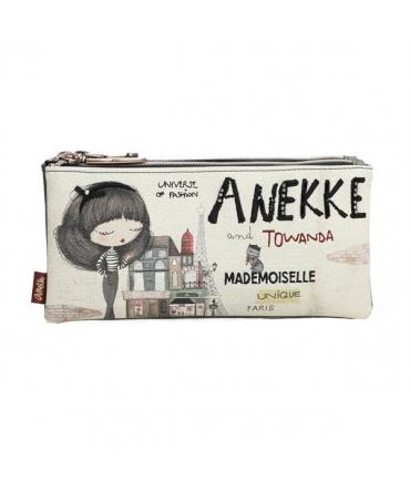 ANEKKE Trousse à crayons Beige 05COC