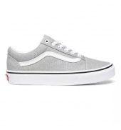 Vans Old Skool Silver/True White VN0A4U3BX1K1