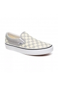 Vans Cherckerboard Classic Slip-On Silver VN0A4U38WS3