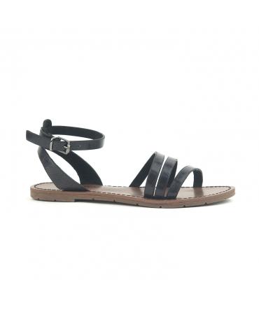 Chattawak Sandale  9-PAGO Noir