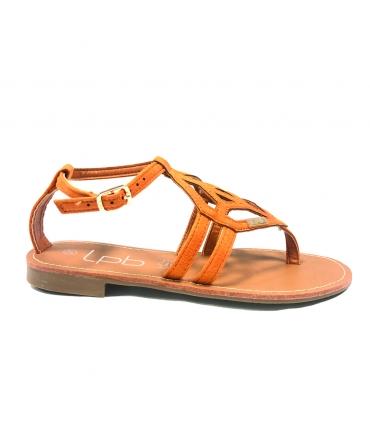 LPB sandale VANESSA camel