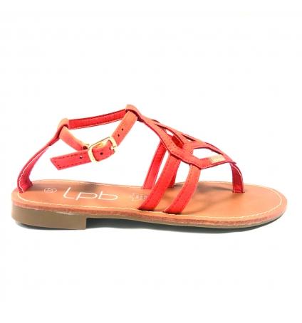 LPB sandale VANESSA orange S20VANESSA