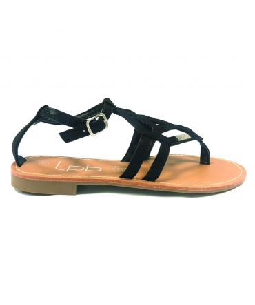 LPB sandale VANESSA noir