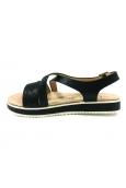 LPB sandale MARIA noir