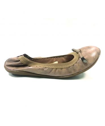 LPB ballerine AVA bronze métal S20AVA
