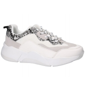 Bull Boxer basket blanche 077003F5S