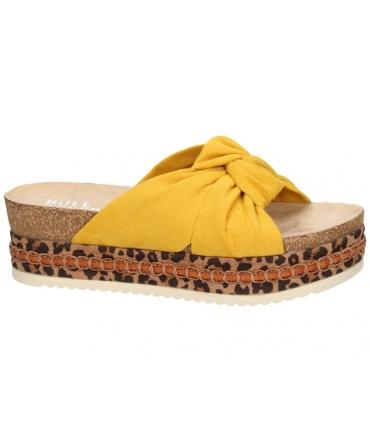 Bull Boxer sandales jaune 886030F1T