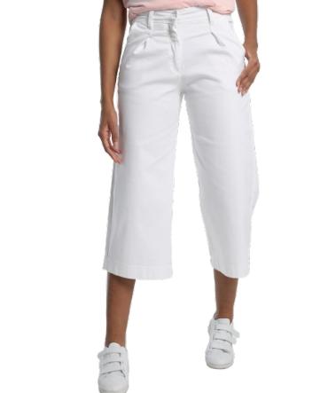 Pantalon Jean Lois Blanc Large 206982041/501
