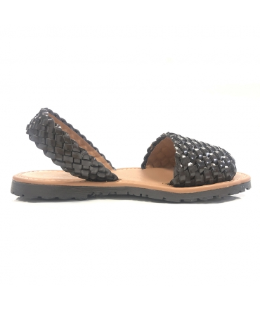 POPA California Trenza Negro 37402 002 SOFT