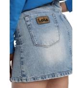 LOIS Jupe Jeans Bleu Clair 410132040