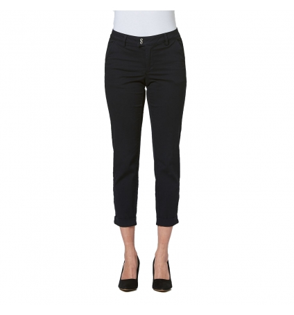 Les Petites Bombes pantalon chino Noémie Noir
