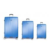 Les Tropéziennes set 3 valises VTZ20 bleu