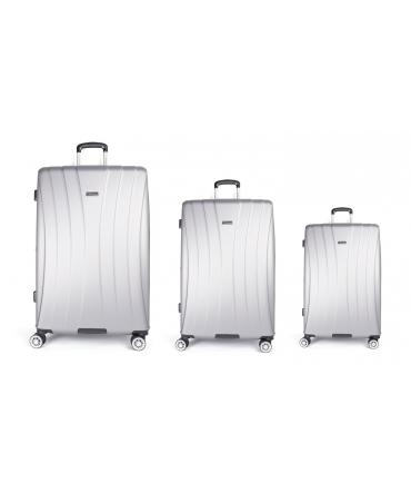 Les Tropéziennes set 3 valises VTZ20 gris