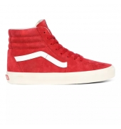 Vans (Pig Suede) Chili Pepper/True White VN0A4BV618N