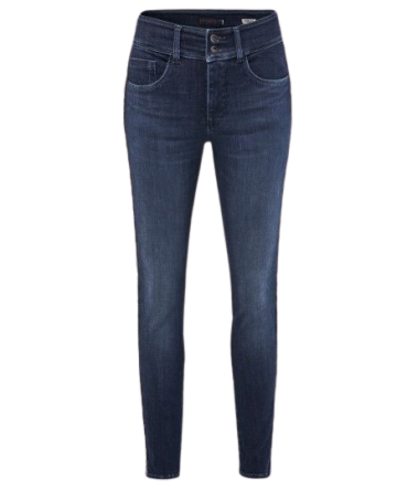 Jeans Salsa push in secret bleu 124479