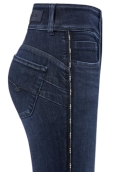 Jeans Salsa push in secret bleu 124479