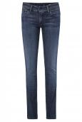 Jeans Salsa Slim Push-Up wonder bleu 124245