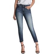 Salsa Jeans Secret Glamour Push In capri délavage premium 119633