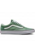 Vans Old skool shale green/true white VN0A3WKTG61