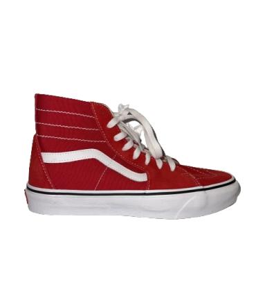 Vans Sk8-Hi Tapered racing red VN0A4U16JV61