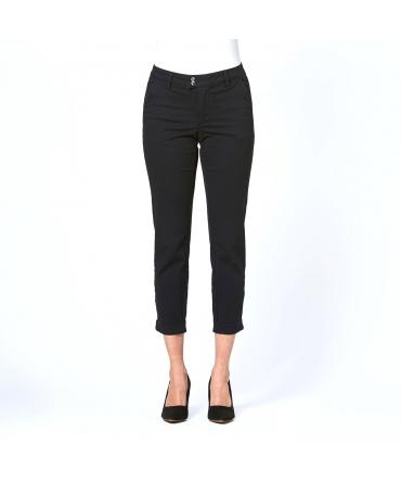 Les Petites Bombes pantalon chino Naomie Noir