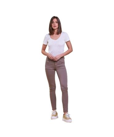 Les Petites Bombes jeans skinny blondie taupe