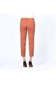 Les Petites Bombes pantalon chino Naomie Terracotta