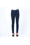 Les Petites Bombes jeans taille haute Lou black blue