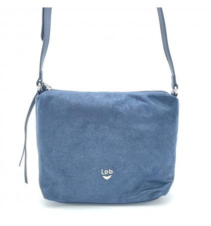 Les Petites Bombes sac à main Betsey bleu