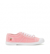 Le Temps des Cerises Basket Basic 02 Old Pink