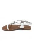 CHATTAWAK Sandale 11-ZHOE Blanc