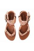 Chattawak sandales Thalie S.Abricot