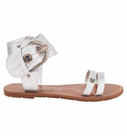 Chattawak sandale Pacome argent