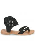 LPB sandale Valentine Noir