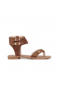 LPB sandale Valentine Camel