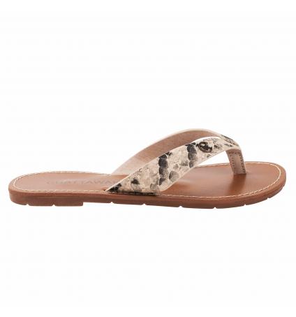 CHATTAWAK  Sandale TANGO beige