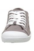Le Temps des Cerises Basket Basic 02 gris Charcoal