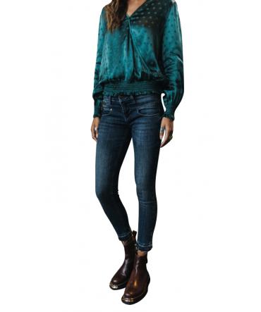 Freeman Jeans Alexa Cropped Manisto F0999