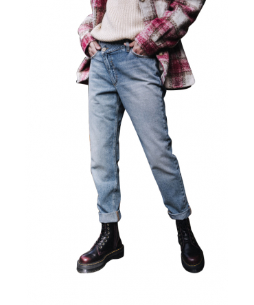 Freeman Jeans Harper Denim Fitz F2024