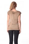 Tee-shirt Little 13q430 Camel