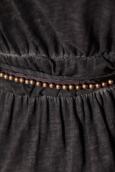 Rich&Royal Robe LAST Noire 13q664/890