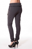 Rich&Royal Pantalon City sweet ANTHRACITE 13q915/876