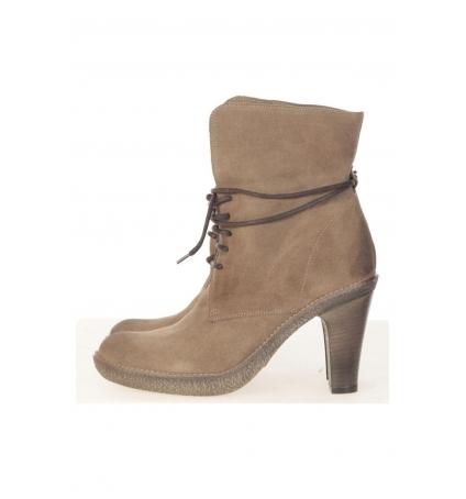 Méliné Low Boots Clark EP601 taupe