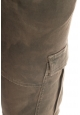 Sack's Pantalon cargo enduit 21113388